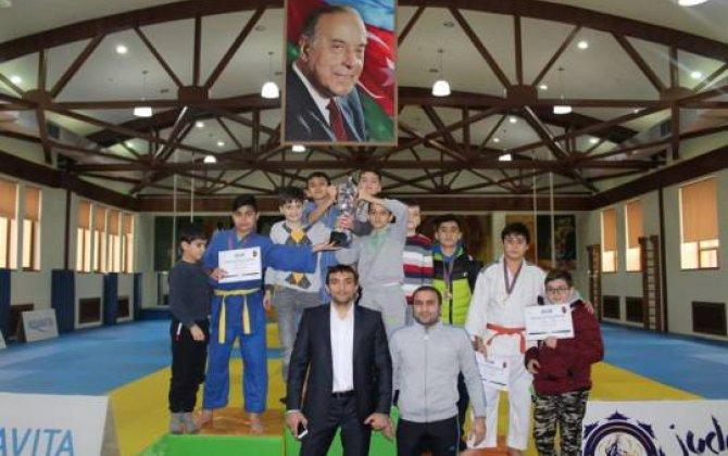 """Heydər Əliyevin xatirəsinə həsr olunmuş turnir -  """"Judo Club 2012"""" idman kulubunda"""