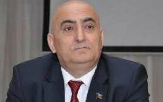 """Deputat:  """"İnsanları mitinqə çağıranlar  xaos yaratmağa çalışırlar"""""""