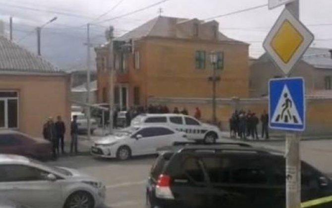 Erməni deputatın evi atəşə tutuldu -   Gürcüstanda silahlı insident