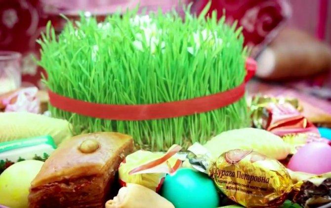 Sabah Novruzun ilk çərşənbəsidir