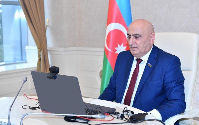 Azərbaycanlı və əfqanıstanlı deputatlar Xocalı soyqırımını anıblar