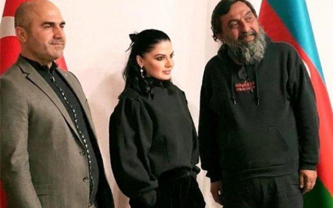 Türkiyəli məşhurlar Qarabağ haqqında film çəkəcəklər - FOTOLAR