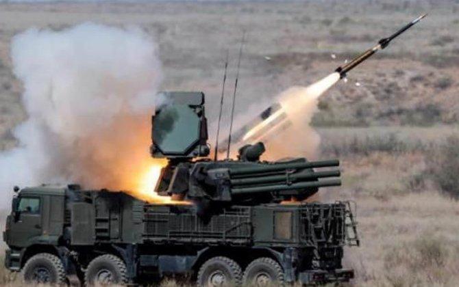 Liviyada ələ keçirilən rus raket sistemi Ankaraya gətirildi...