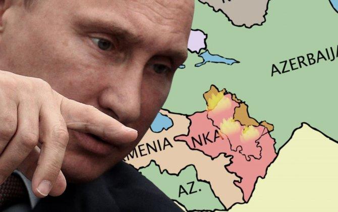 """""""Düşünürəm ki, Rusiya Qarabağa həmişəlik gəlib..."""""""