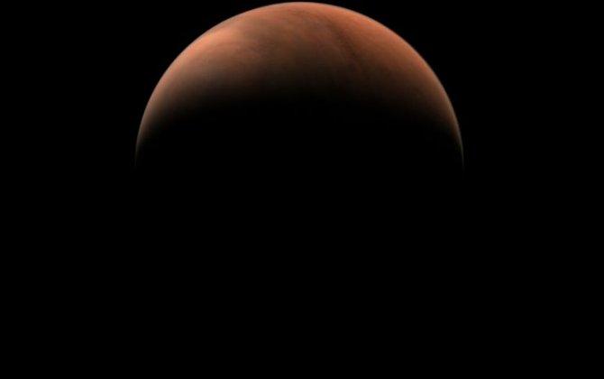 Marsın yeni görüntüləri yayılıb - FOTO