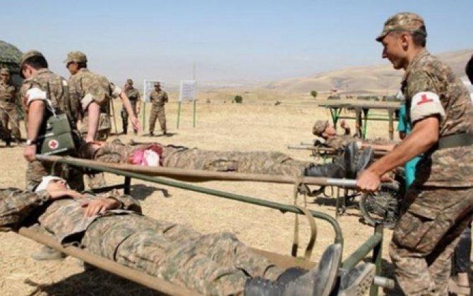 44 günlük döyüşlərdə Ermənistanın 11 min yaralısı olub - Paşikyan