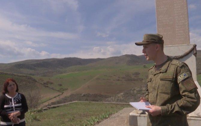 Rusiya ordusu Qarabağda tarix və təhsil məsələlərinə də girişməyə başladı...-FOTOLAR