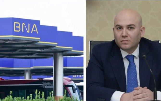 """Avtobus sürücüləri BNA-nın qarşısında Vüsal Kərimlinin zülmünə etiraz etdilər: """"İllərdir maaş almırıq!"""""""