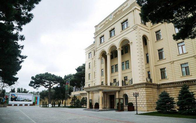 Azərbaycan Ordusunun əsgəri yanaraq vəfat edib - RƏSMİ
