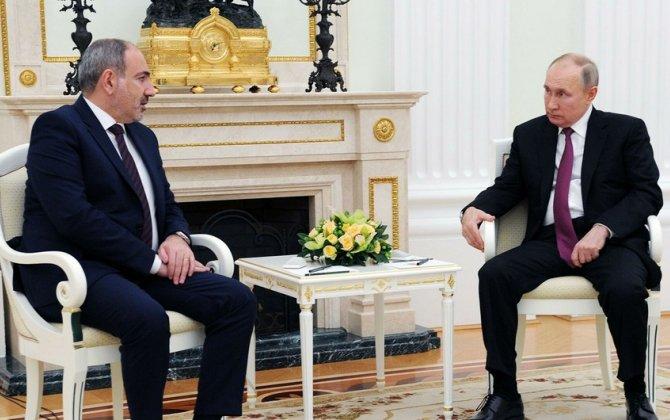 """""""Qarabağda vəziyyətin normallaşdırılması ən aktual və təcili problemdir"""" - Putin"""