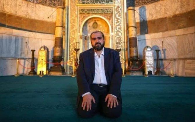 Ayasofyanın baş imamı vəzifəsindən istefa verdi - SƏBƏB...