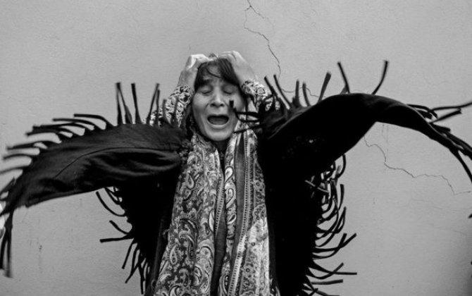 """Gəncə hadisələrindən olan görüntü Türkiyədə """"İlin Mətbuat Fotosu"""" seçildi - FOTO"""