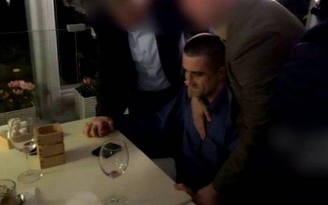 Rusiya FTX-si Ukrayna konsulunun saxlanılmasını əks etdirən görüntüləri yaydı - VİDEO