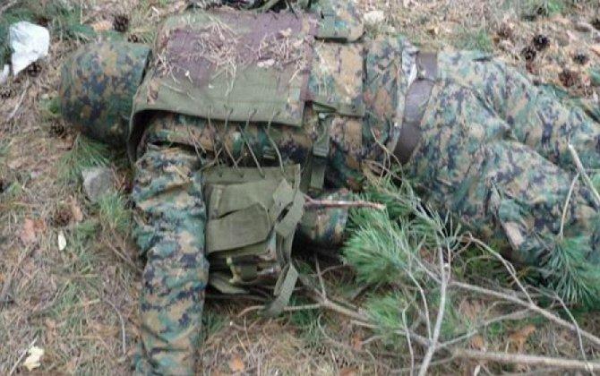 6 erməni hərbçisini vuran sürücü həbs olundu