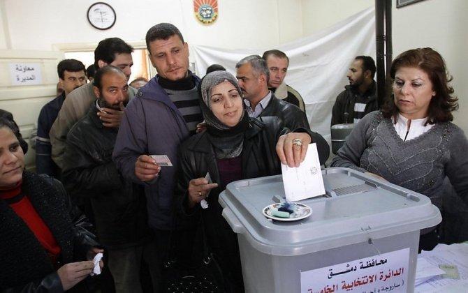 Suriyada prezident seçkilərinin vaxtı məlum oldu