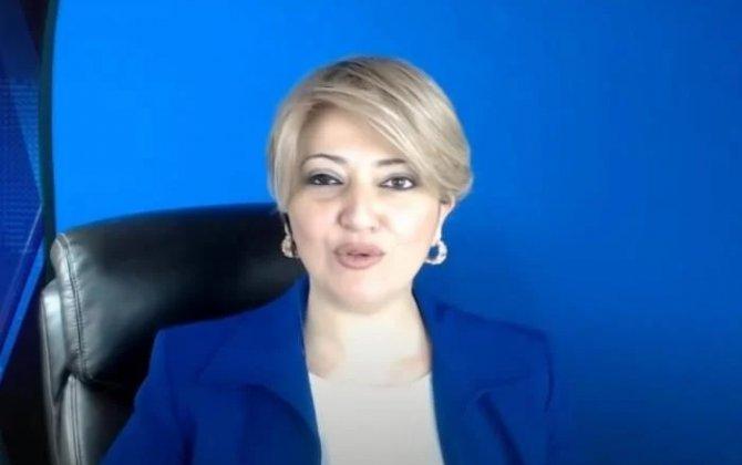 Sevinc Osmanqızı ermənilərin müdafiəsinə qalxdı: