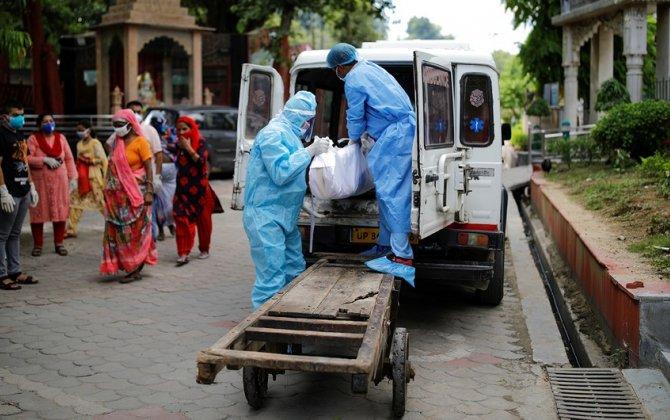Hindistanda koronavirusun daha bir yeni növü aşkar edilib
