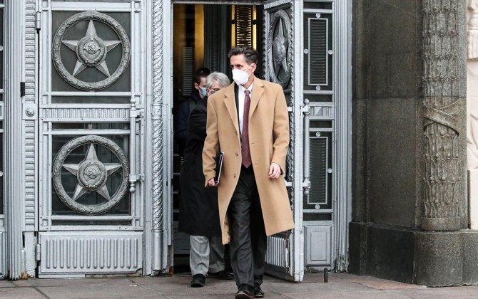 10 ABŞ diplomatı Rusiyadan qovulacaq