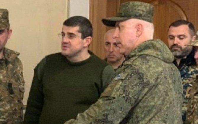 """Araik təcili Moskvaya – """"FSB""""–də söhbətə çağırıldı?.."""
