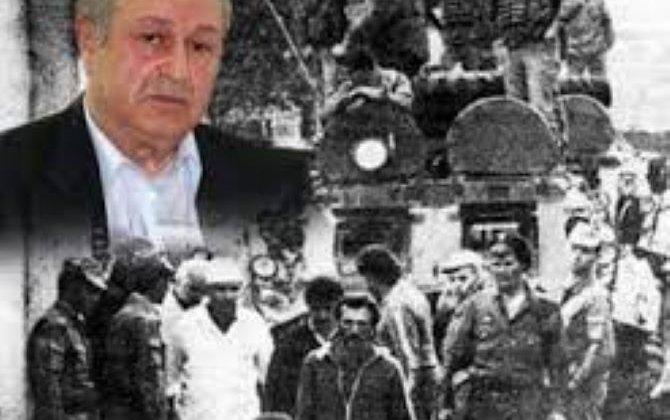 Mütəllibov erməni terrorçularına qarşı 30 il öncəki məşhur əməliyyatdan danışdı...