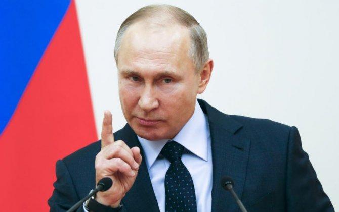 "Putin dünyaya meydan oxudu: ""Sizi peşman edərik!"""