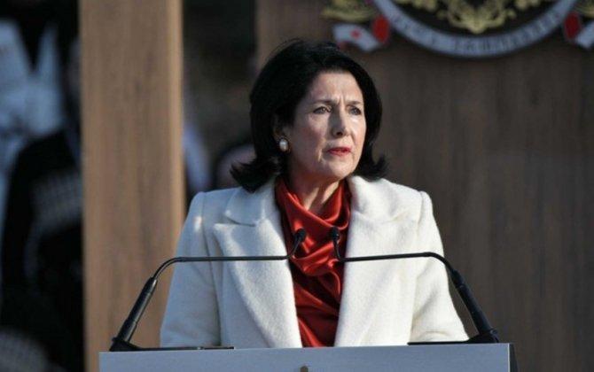 Gürcüstan Prezidenti müxalifətçini əfv edəcək