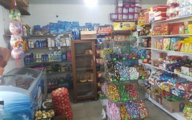 Mağazanı soyan qardaşlar saxlanıldı - FOTO