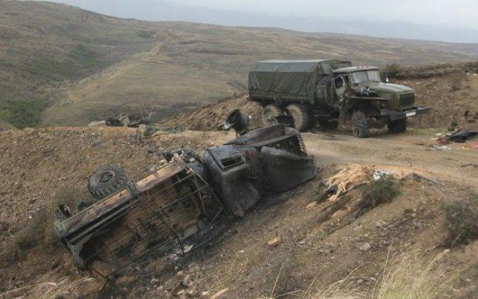 Ermənistanın anti-Azərbayan siyasəti aparması Vətən müharibəsindən sonra da səngiməyib - Hesabat