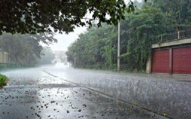 Şimşək çaxacaq, yağış yağacaq, dolu düşəcək - Sabahın havası