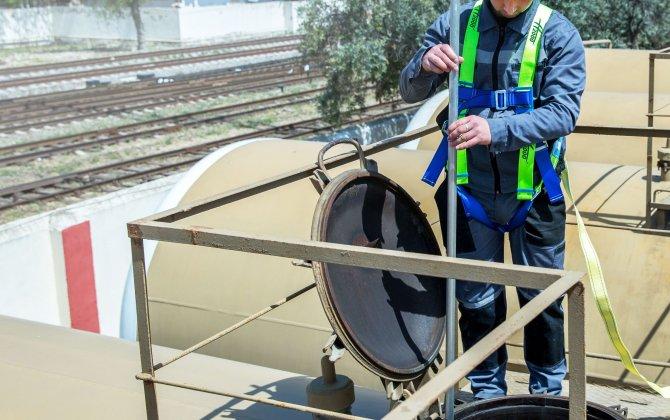 Azərbaycan Dəmir Yolları beynəlxalq İSO 45001-2018 standartı sertifikatını alıb
