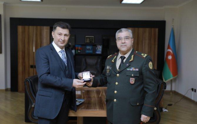 ATU ilə FHN Akademiyası arasında əməkdaşlıq müqaviləsi imzalanıb - FOTO