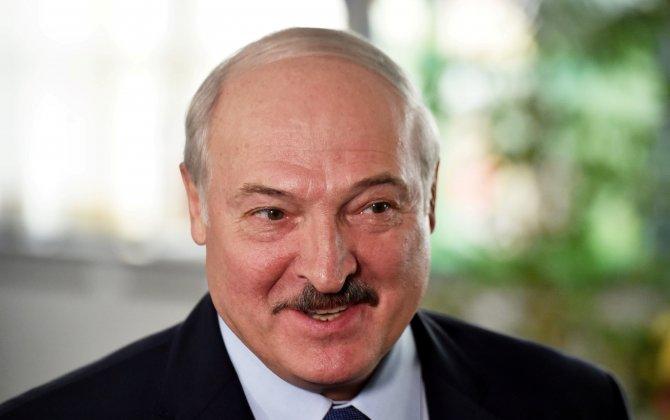 Lukaşenko yenidən