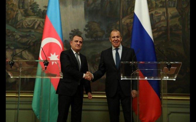 Lavrov bu gün Ceyhun Bayramovla görüşəcək