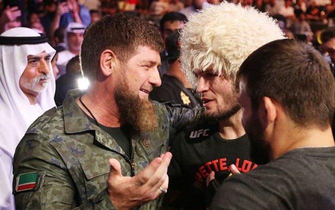 """Kadırov: """"Həbib Nurməhəmmədov UFC-nin layihəsidir"""""""