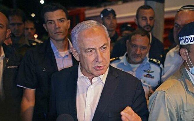 HƏMAS-ın yüzlərlə hədəfinə hücum etdik - Netanyahu