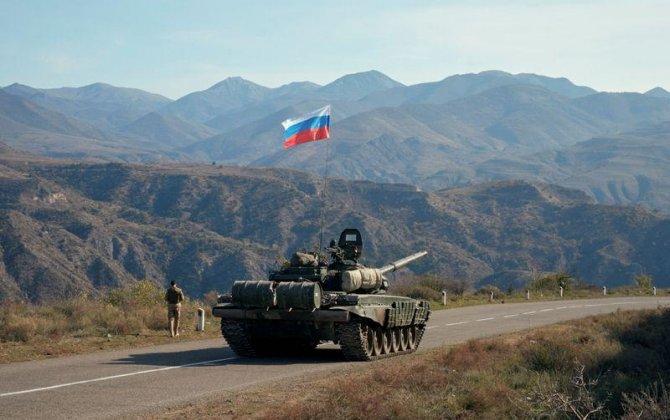 Ermənistan mətbuatı: Rusiya Zəngəzura əlavə qüvvələr yerləşdirir