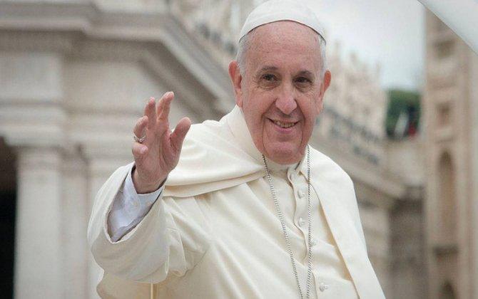 Roma Papası İran XİN başçısını qəbul edib