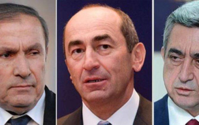 Ter-Petrosyan Serj Sarkisyanı İTTİHAM ETDİ