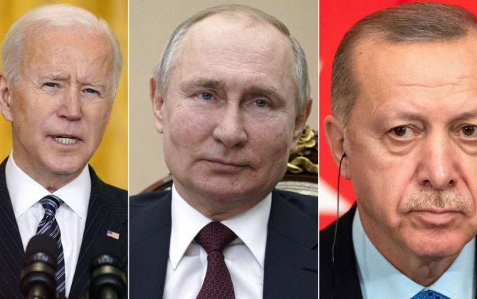 Bayden Putin və Ərdoğanla görüşlərdə Qarabağa toxunacaq? - AÇIQLAMA