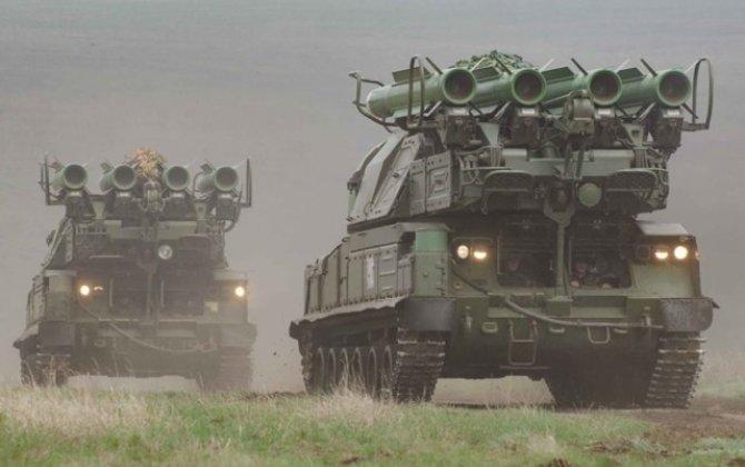 """""""Oktyabrın 21-də Rusiya dedi ki, 102-ci bazadan 6 """"Buk-M1"""" verməyə hazırdır, amma 5-i xarab idi"""""""