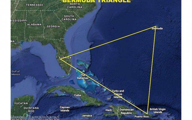 Bermud üçbucağının sirri hələ də ən böyük müəmma olaraq qalır