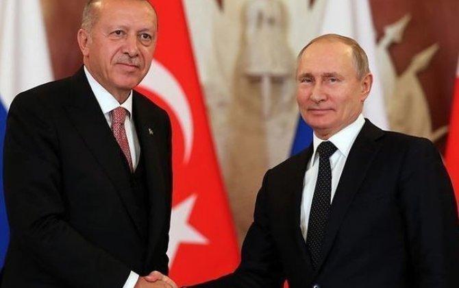 Ərdoğan və Putin İranın yeni prezidentini təbrik etdi