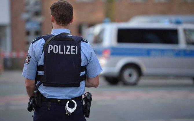Almaniyada Rusiya xüsusi xidmət orqanlarında çalışdığı iddia edilən rus saxlanılıb