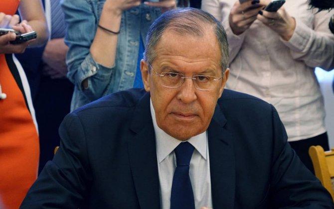 Lavrov Ermənistandakı seçkilərin Qarabağ danışıqlarına təsirindən DANIŞDI