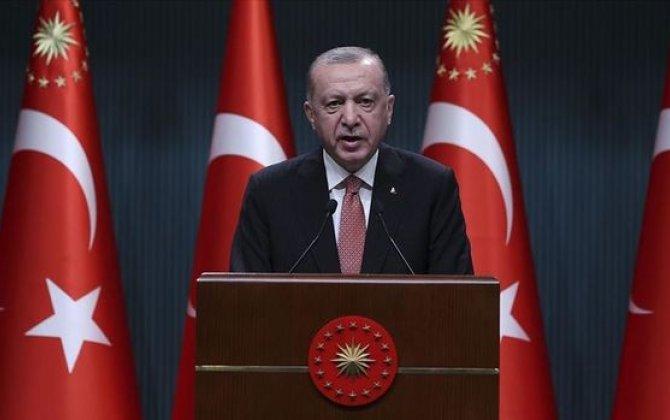 """Ərdoğan: """"Yaxın zamanda Azərbaycanla bir çox anlaşma imzalayacağıq"""""""