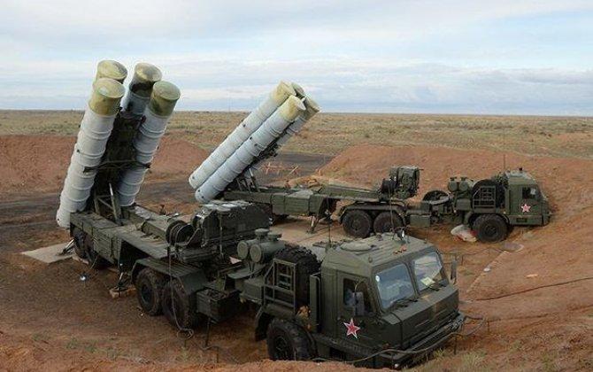 Rusiyada S-500-lərin ilk atış sınaqları keçirildi – VİDEO