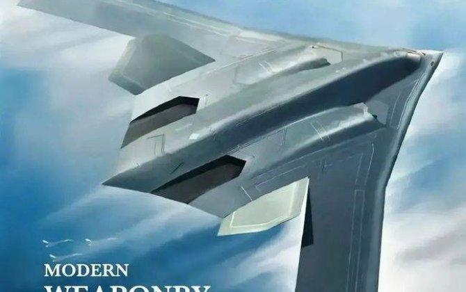 Çinin Xian H-20 bombardmançısı