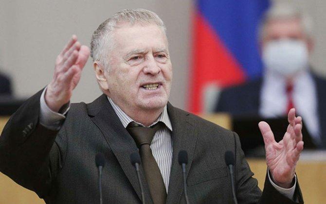 Jirinovski İlham Əliyevi müdrik insan adlandırdı