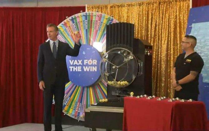 Slovakiyada iki milyon avroluq vaksinasiya lotereyasına start verilib