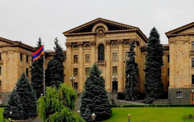 Bu gün Ermənistanda yeni çağırış parlamentinin ilk iclası keçiriləcək